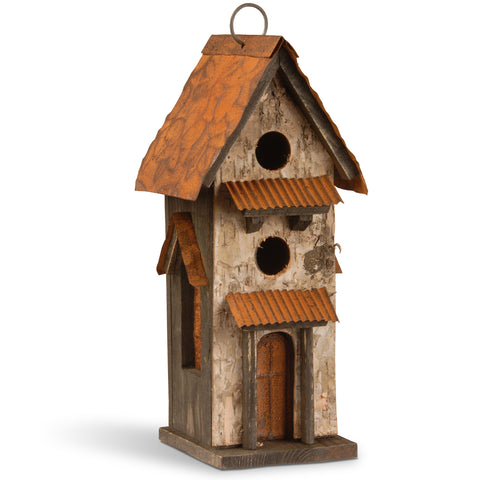 "National Tree RAS-H0005-1 12.6"" Bird House"