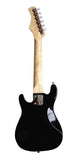 "Angry Birds Flock On 30"" Electric Guitar Set with 5W Amplifier - Black"