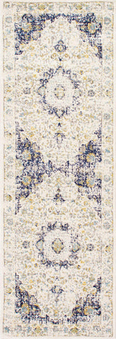 Nuloom RZBD07A-2808 Bodrum Collection Blue Finish Verona Rug - Peazz.com