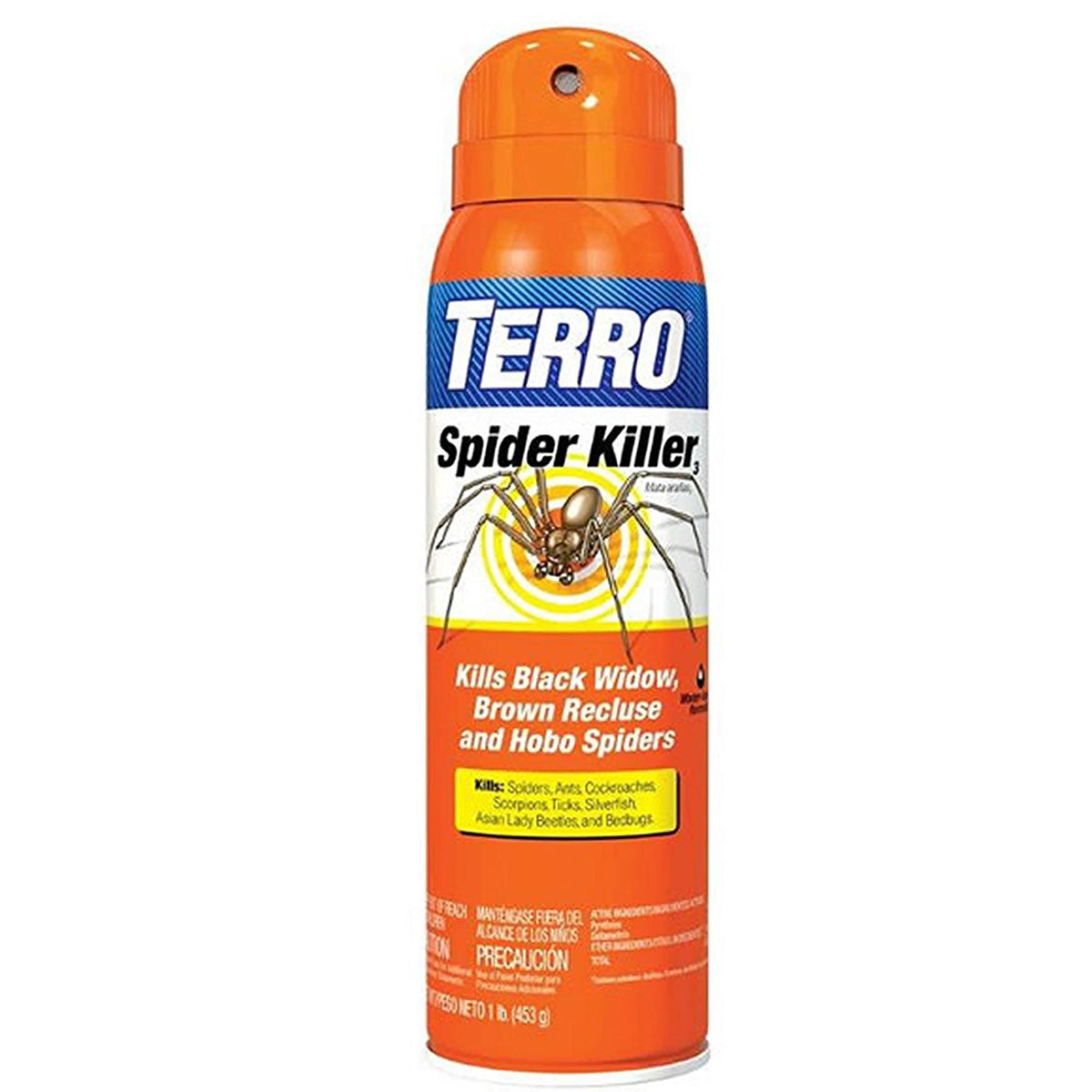 Terro S27-23026 Spider Killer Aerosol Spray