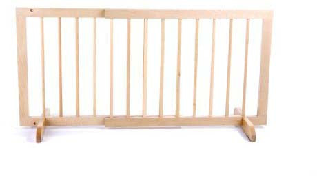 Cardinal Gates SG-1-N Step Over Free Standing Pet Gate - Peazz.com