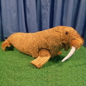 Sunny & Co Toys NP8162 Sunny Toys NP8162 20 In. Walrus, Animal Puppet