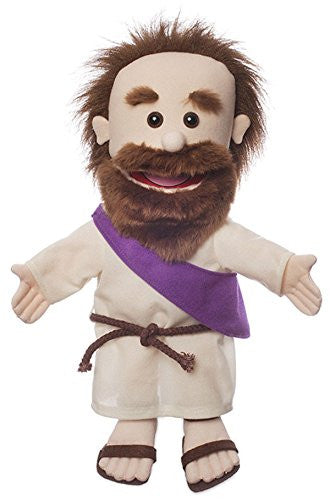 Silly Puppets Sp3161 14 Quot Jesus W Rope Belt