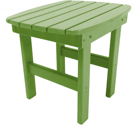 Pawleys Island Hammocks ST1LM Side Table-Lime (W 17 x H 39 in.) - Peazz.com
