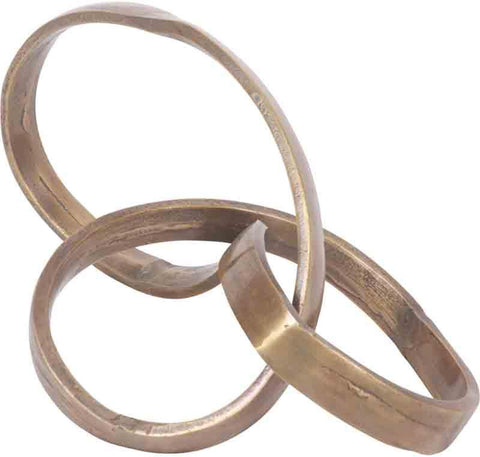 Ren-Wil STA530 Ribbon Collection Brass Antique Finish