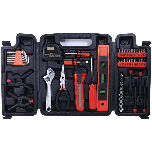 American Builder Hw2292 53-piece Tool Set