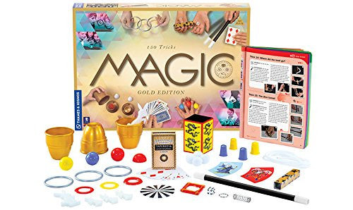 Thames & Kosmos 698232 Magic: Gold Edition