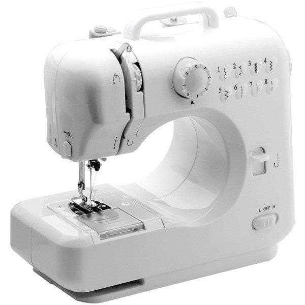 Michley Lil' Sew & Sew LSS-505 Desktop 8-Stitch Sewing Machine (Sewing machine only)