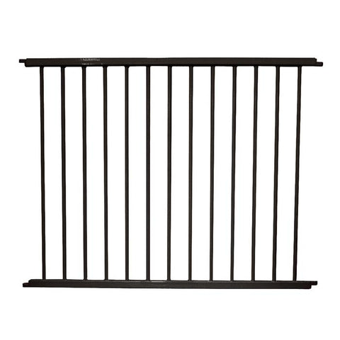 Cardinal Gates VG40-BK VersaGate Hardware Mounted Pet Gate Extension