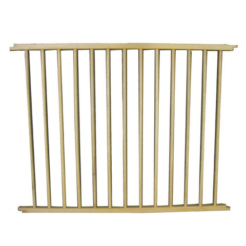 Cardinal Gates VG40-WD VersaGate Hardware Mounted Pet Gate Extension