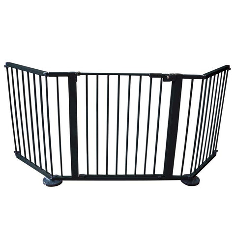 Cardinal Gates VG65-BK VersaGate Hardware Mounted Pet Gate