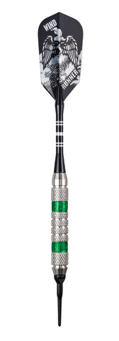 Viper Wind Runner Green Soft Tip Darts 18 Gram