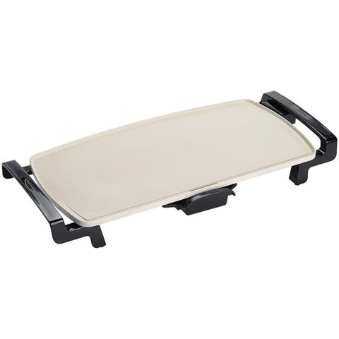 "Betty Crocker BC-2992CT 20"" x 10.5"" Ceramic-Coated Griddle - Peazz.com"