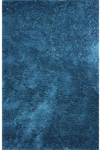 Nuloom WICL1E-406 Cloud Collection Teal Finish Hand Tufted Maginifique Shag - Peazz.com