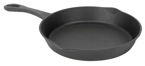 "Bayou Classic 10"" Cast Iron Skillet 7431  Skillet"