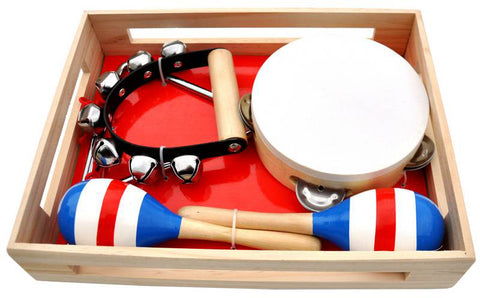 Schoenhut BB0210 Band in a Box - Peazz.com