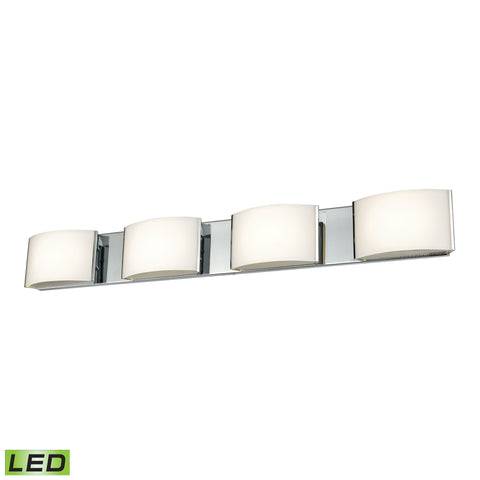 Alico BVL914-10-15 Pandora LED Collection Chrome Finish Vanity