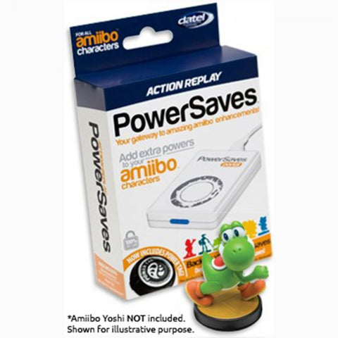 Amiibo Action Replay Power Saves with Tag (EF001205)