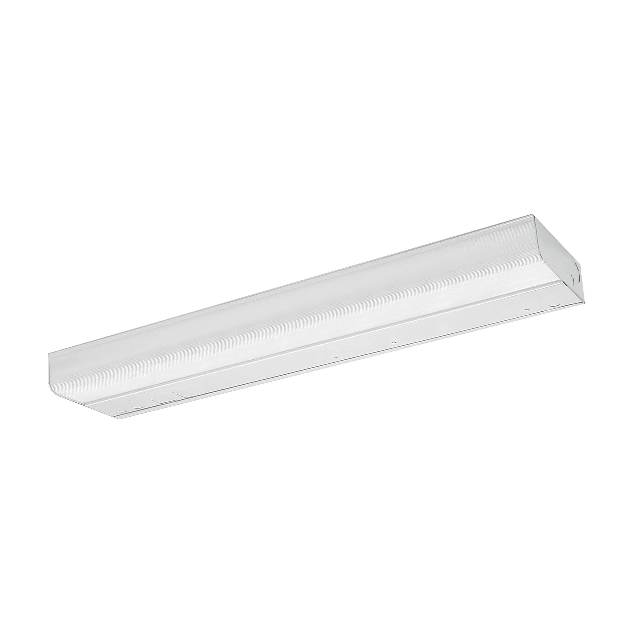 Thomas Lighting FH1158 Fluor Collection Matte White Finish Transitional Under Cabinet