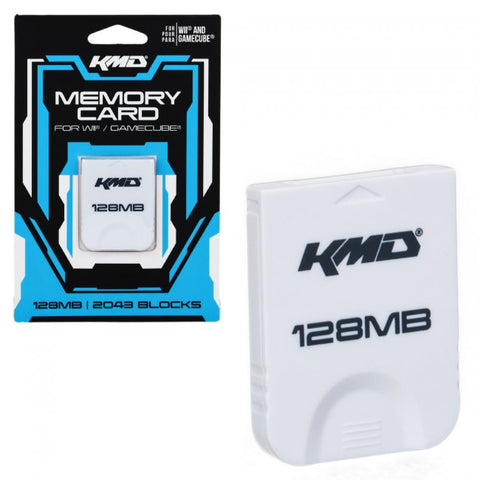 Wii/Gamecube 128MB Memory Card (KMD-W-0332)