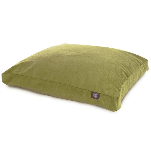 Majestic Pet Products Apple Villa Collection Medium Rectangle Pet Bed