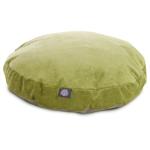 Majestic Pet Products Apple Villa Collection Small Round Pet Bed