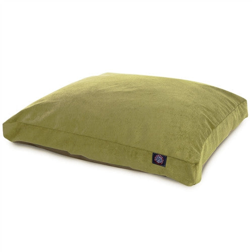 Majestic Pet Products Apple Villa Collection Small Rectangle Pet Bed