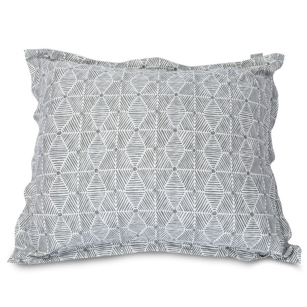 Floor Pillows Home Goods : Majestic Home Goods 85907250061 Charlie Gray Floor Pillow