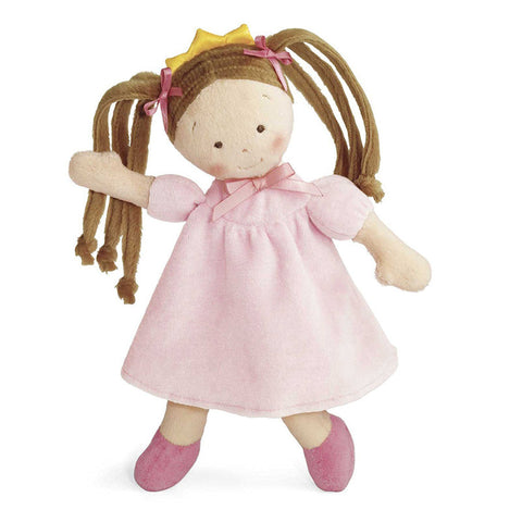 North American Bear 3877 Ltl Princess Doll Brun 10 Dolls