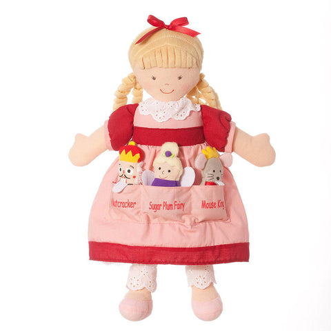 North American Bear 6606 Dolly Pockets Clara Toys