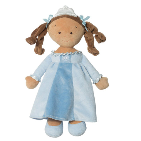 North American Bear 6647 Ltl Princess Snowflake Tan 14 Toys