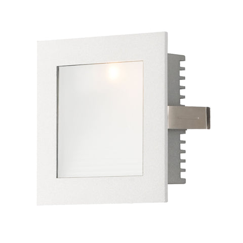 Alico WZ-101W Steplight Xenon Collection Opal,White Finish Steplight