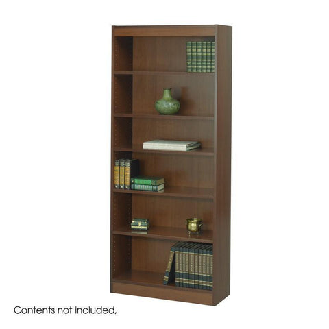"Safco 1513CYC 6-Shelf Veneer Baby Bookcase, 30""W - Peazz Furniture"