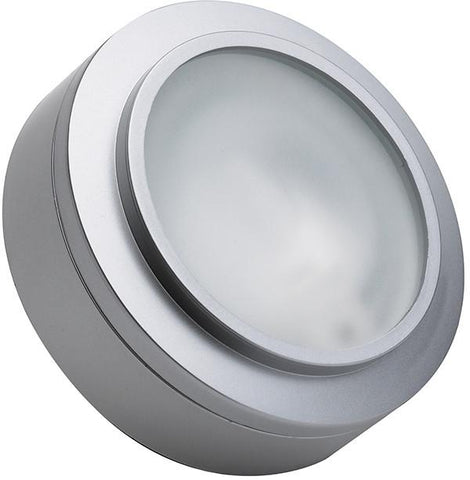Cornerstone A720/29 Aurora 3 Light Xenon Disc Light In Stainless Steel - PeazzLighting