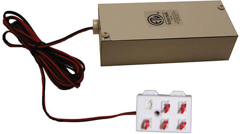 Cornerstone A415DR Dimable Driver with Wiring Box - PeazzLighting