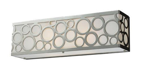 ELK Lighting 31022-2 Retrovia Two Light Vanity In Polished Nickel - PeazzLighting