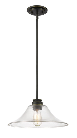 Z-Lite 428MP14-OB 1 Light Mini Pendant - ZLiteStore