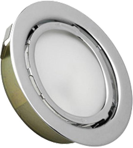 Cornerstone A710DL/30 Aurora 1 Light Recessed Disc Light In Chrome - PeazzLighting