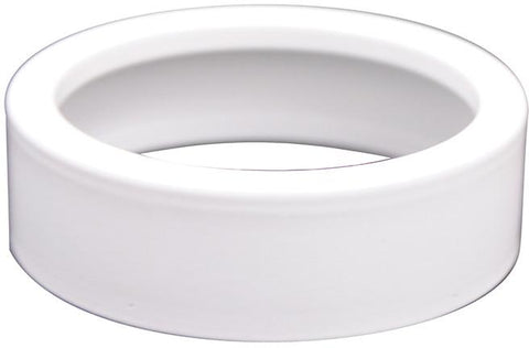 Cornerstone A711DL/40 Aurora Surface Mount Collar In White - PeazzLighting