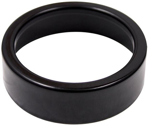 Cornerstone A711DL/60 Aurora Surface Mount Collar In Black - PeazzLighting
