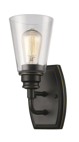 Z-Lite 428-1S-OB 1 Light Wall Sconce - ZLiteStore