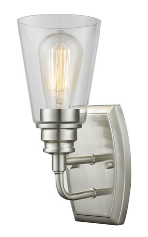 Z-Lite 428-1S-BN 1 Light Wall Sconce - ZLiteStore