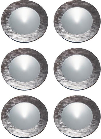 Cornerstone A706DL/29 Ursa Collection 6 Light Disc Light Kit In Brushed Aluminum - PeazzLighting