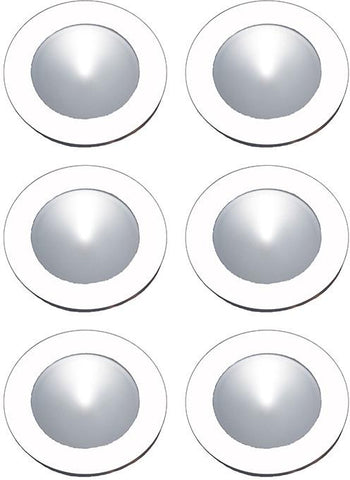 Cornerstone A706DL/40 Ursa Collection 6 Light Disc Light Kit In White - PeazzLighting