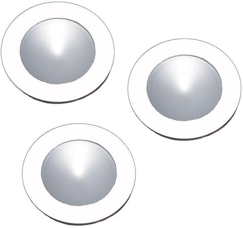 Cornerstone A703DL/40 Ursa Collection 3 Light Disc Light Kit In White - PeazzLighting