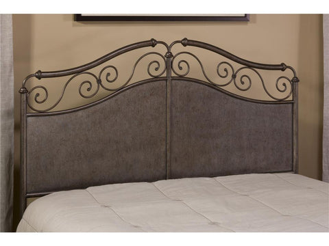 Hillsdale Furniture 1220-570 Ravella Headboard - Queen - Rails not included - HillsdaleSuperStore