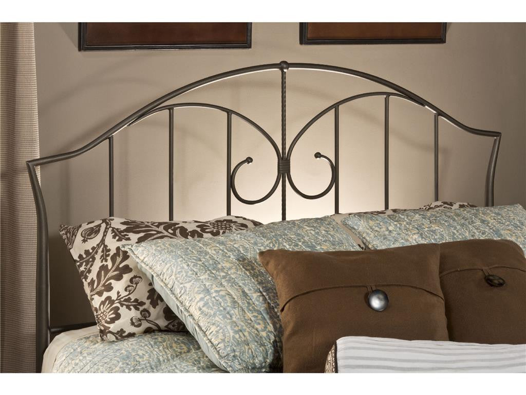 Hillsdale Furniture 1002-670 Zurick Duo Panel - King - Rails not included