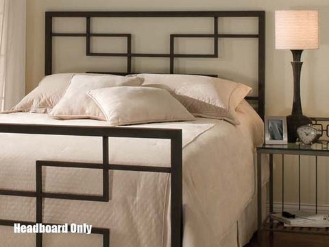 Hillsdale 1474HKR Terrace Headboard King with Rails - HillsdaleSuperStore