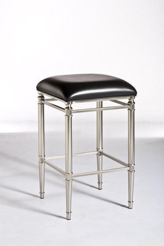 "Hillsdale Furniture 5173-824 26"" Riverside Non-Swivel Backless Counter Stool - HillsdaleSuperStore"
