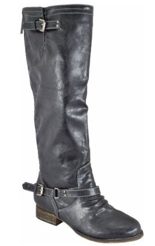 Outlaw-91 Knee Riding Boots